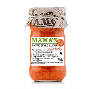Mamas Ajvar 290 ml - pittig