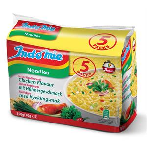 Indo Mie Noodles Chicken 5 pack