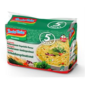 Indo Mie MEDITERAN vegetable 5 pack