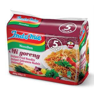 5 PACK Indo Mie MI GORENG