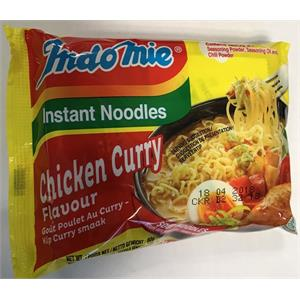 Indo Mie Noodles CURRY 80 g