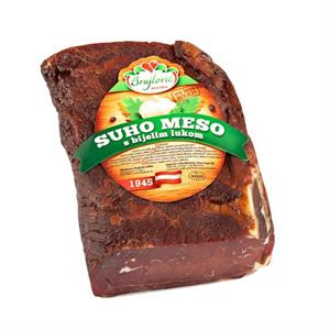 Suho meso - knooflook